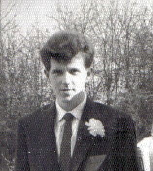 Bill Furness Coach Finisher aged 16